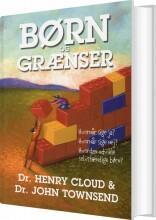 børn og grænser - bog