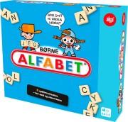 alga - børnealfabetet - Brætspil