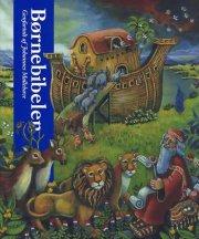 børnebibelen genfort. af johs. møllehave - bog