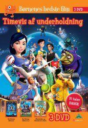 børneboks 3 - DVD