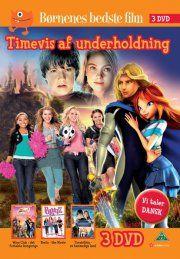 børneboks 9 - DVD