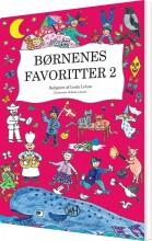 børnenes favoritter 2 - bog