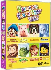 børnenes favoritter - 8 klassike børnefilm - DVD