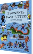 børnenes favoritter - bog