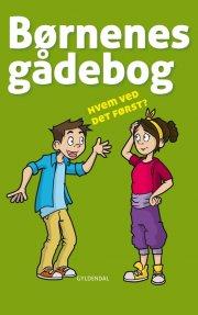 børnenes gådebog 4 - bog