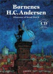 børnenes h.c. andersen - bog + cd - bog