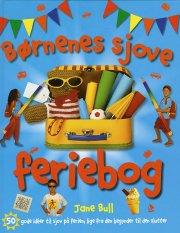 børnenes sjove feriebog - bog