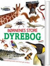 børnenes store dyrebog - bog