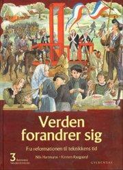 børnenes verdenshistorie 3 - verden forandrer sig - bog