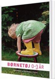 børnetøj 0-3 år - bog
