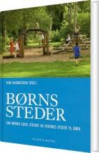 børns steder - bog