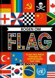 bogen om flag - bog