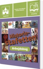 bogslottet 3, historiestafetten, arbejdsbog - bog