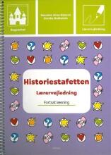 bogslottet 3, historiestafetten, lærervejledning - bog