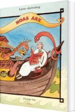 bogstavkursus, noas ark, læse - skrivebog - bog
