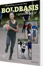 boldbasis i gymnasiet og hf - bog