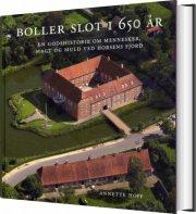 boller slot i 650 år - bog