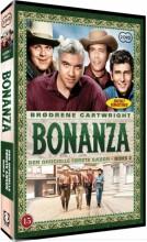 bonanza - sæson 1 boks 2 - DVD