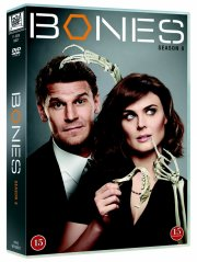 bones - sæson 8 - DVD