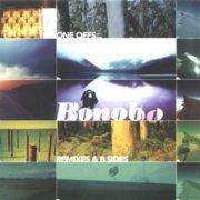 bonobo - one offs remixes + b-sides - cd