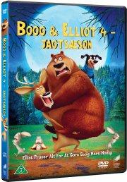 boog og elliot 4: jagtsæson - DVD