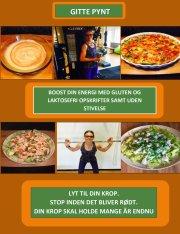 boost din energi med gluten & laktosefri samt stivelsefri opskrifter - bog