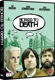 bored to death - sæson 1 - hbo - DVD