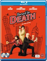 bored to death - sæson 2 - hbo - Blu-Ray