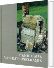 bornholmsk værkstedskeramik - bog