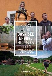 bosniske brødre - bog