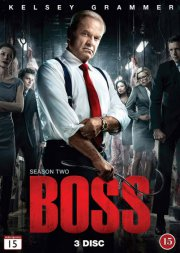 boss - sæson 2 - DVD