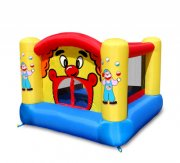 bouncy castle hoppeborg - klovn hoppepude - Udendørs Leg