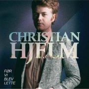 christian hjelm - før vi blev lette - cd