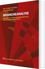 brancheanalyse - bog
