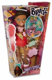 bratz - sweet style doll - sasha - Dukker