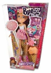bratz - sweet style doll - yasmin  - Dukker