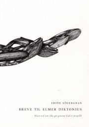breve til elmer diktonius - bog