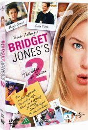 bridget jones 2: på randen af fornuft - DVD