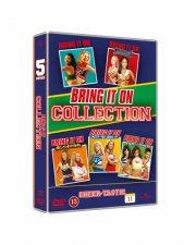 bring it on 1-5 box - DVD