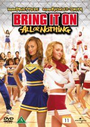 bring it on 3 - all or nothing - DVD