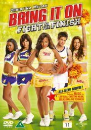 bring it on 5 - fight to the finish - DVD