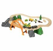 brio - togbane, skovarbejde (33789) - Køretøjer Og Fly