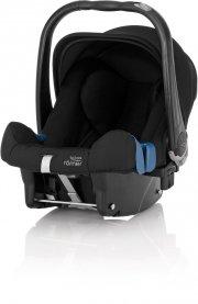 autostol - britax römer baby safe plus ii - sort - 0-13 kg - Babyudstyr