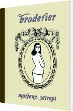 broderier - bog