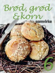 brød, grød og korn - bog