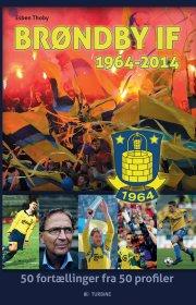 brøndby if 1964 - 2014 - bog
