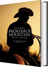 brokeback mountain - historier fra wyoming - bog