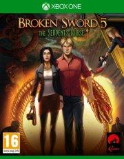 broken sword 5: the serpent's curse - xbox one