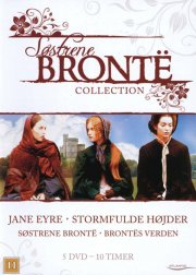 bronte sisters collection - DVD