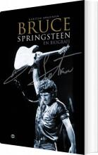 bruce springsteen biografi - bog